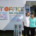 Chef - Owners Belia & Douglas
