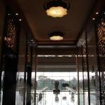 elevator area