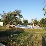 """La piscina de """"La Vigna Vecchia"""" a Fasano, Italia"""