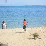 beautiful beaches & very nice locals