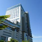 Hotel von aussen