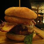 The Union Burger!!