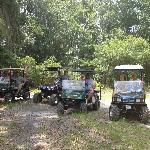 golf cart gang
