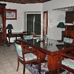 Detalle habitacion suite