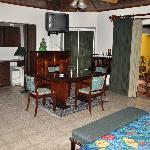Habitacion suite - mesa de trabajo