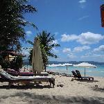 Strandliegen vom Calypso (bewacht)