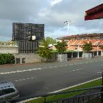 Proximity to Waikato Stadium