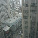 21st floor room view
