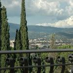 View from the balcony of Florence
