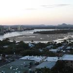 View looking toward Maroochy River (2 bdrm penthouse)