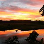 Daintree Village B&B Sunset