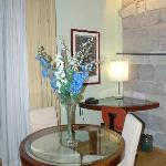 Tower Suite Dining Area