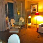 Our Suite at Hotel Renoir