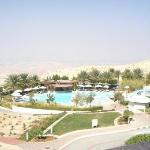 top view - Mercure Grand Jebel Hafeet ...