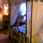 Beautifuly decorated rooms
