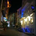 Diva's hotel street view