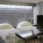Zimmer mit Twin-Bed