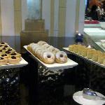 Buffet Spread in Morning Breakfast