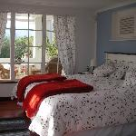 beautiful Mountainview Room (Honeymoon Suite)