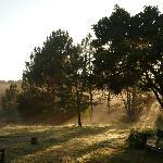Amanecer de otoño