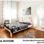 Trendy Budapest B&B Hostel Bed and Breakfast in Budapest Old-town