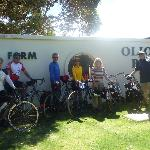 Great cycling trip