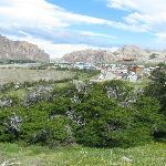 View of El Chalten