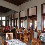view of restaurant/breakfast area