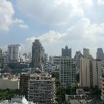 Daytime view from Executive Studio (16th Floor)