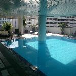 Pool Area - 8th Floor