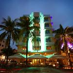 Ocean Drive view of Winter Haven, Classic Art Deco Boutique Hotel