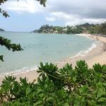 View of Kata Noi beach from The Shore, Katathani