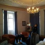 O quarto do hotel Pod Vezi: simplesmente fantástico