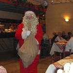 Father Christmas Turky and Tinsel Evening