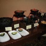 Avocado Presentation / Action Station