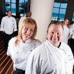 Chef Deskin and Chef LaValley and the Collective Kitchen