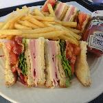 Roomservice, Club Sandwich