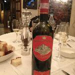 Table et vin