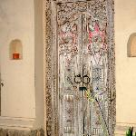 Door to Villa 120