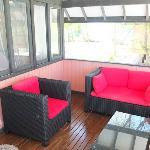 La terrasse du faré