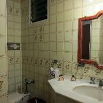 Room 226 little bathroom
