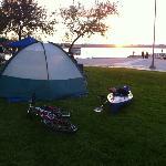 beachfront property 2012 Havasu Paddlefest