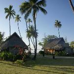 Les bungalows plage