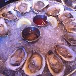 Island Creeks, Chathams, East Beach Blondes, and Norhern Cross oysters