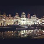 Gent by night!