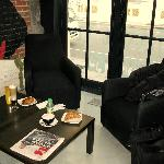 our breakfast corner