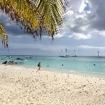 Strand auf Ausflug zur Insel Saona