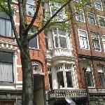 La vivienda más estrecha de Amsterdam