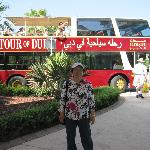 The Big Bus at The Palm Jumeirah