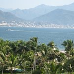 view of downtown Puerto Vallarta
